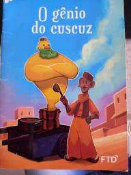 Livro - O Gênio do Cuscuz