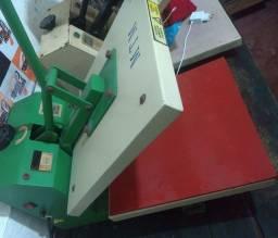 Máquina de estampa tamanho 38x38