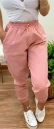 calça jogger unissex