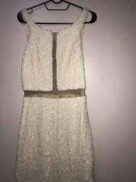 Vestido Dress paitê
