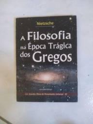 Livro: A Filosofia na Época Trágica dos Gregos