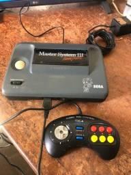 Título do anúncio: Master System 3