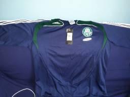 Título do anúncio: Moletom Palmeiras Original Adidas tam G Zerado ainda na etiqueta