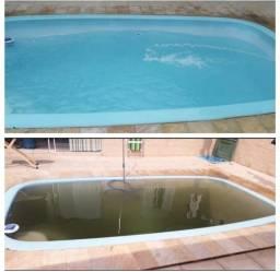 Título do anúncio: Limpeza de piscinas