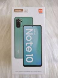 Redmi Note 10  da Xiaomi.. Novo Lacrado com Pronta Entrega!  Parcelo cartão.