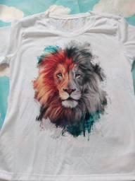 Título do anúncio: T-shirt nova