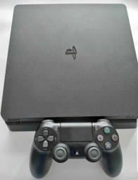 PS4 + Jogos ( Ate 12x com acrescimo )
