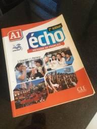 Écho 2° edição - Livro de Francês