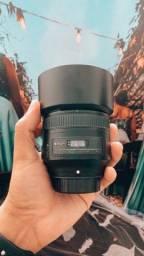 Título do anúncio: 85mm 1.8 G Nikon