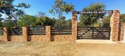 Título do anúncio: Vendo chácara em Aragoiania cerca de 17km da cidade, sendo 3km chão