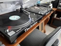 Technics Mk2 + Mix M2
