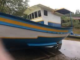 Barco de pesca, preparado para dourado,atum ,e outras pescarias - 2016