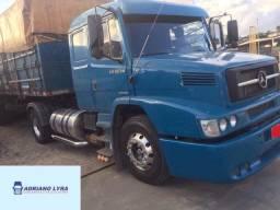MB 1634 - TOCO 2008 Semi Reboque - Conjunto - 2008