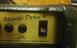 Caixa De Guitarra 20w - Atomic Drive - Meteoro