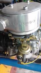 Carburador semi novo motor AP