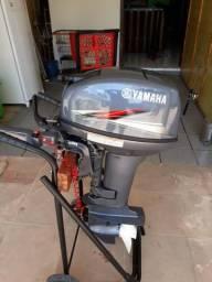Motor de popa Yamaha 15 hp 4.800 - 2008