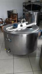 Resfriador de leite 600 lts Aqua Gelata