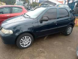 FIAT PALIO 2000/2001 1.0 MPI EX 8V GASOLINA 4P MANUAL - 2001