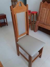 Promoção Cadeiras De Madeira