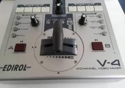 Mesa de corte de video ederol V4 Roland