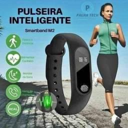 Pulseira ( SmartBand Fit M2 ) Batimento Cardiaco ( Nova ) Importada