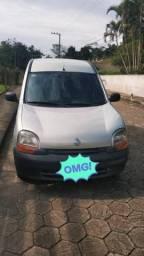 Vendo ou troco Renault Kangoo 1.6 completa 2003 - 2003 comprar usado  Blumenau