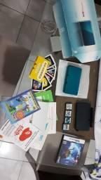 Nintendo 3DS - Aqua blue comprar usado  São Paulo