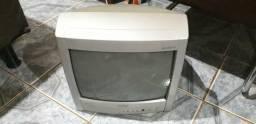 """Tv Semp Toshiba 14"""" + Conversor Digital comprar usado  Macapá"""