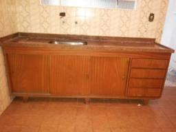 Gabinete de cozinha com pia de mármore comprar usado  Jandira