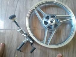 Usado, Kits Pedal de Freio e Aro.moto Maxx comprar usado  Manaus