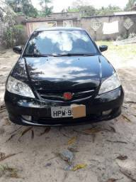 Honda civic lxl top. 15mil - 2005
