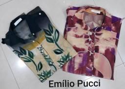 Camisas italianas Emílio Pucci