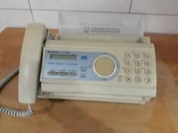 Fax Sharp UX-P200 em perfeito estado