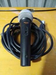 Microfone com fio shure 8700
