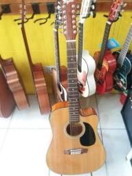 Violão Tagima acoustic 12 cordas