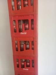 10 caixa de coca cola completas por 160