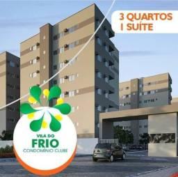 O Melhor 3 quartos com suite e varanda de Paulista, Corretor oficial do projeto!