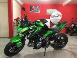 Kawasaki Z900 ABS Verde - Estado de Zero Km!!! - 2018