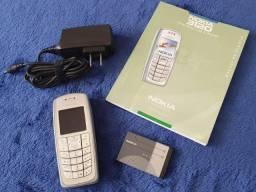 Celular Nokia 3120 desbloqueado usado (modelo de 2004)