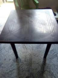 Mesa plastica