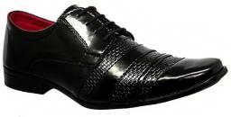 Sapato Social Sintético
