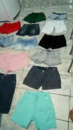 Shorts/bermudas feminino $3,00