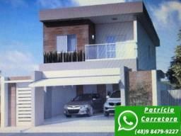PL SO0254- *Imperdível* Casa de 2 pavimentos, com 3 dormitórios!