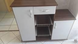 Fruteira/armário de cozinha
