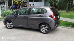 Honda Fit 2016 EX flex . Completo. R$45.000
