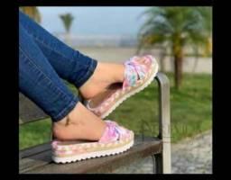 Sandálias Tratoradas leves e confortável