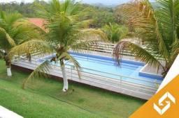 Linda Chácara com piscina e playground para criança em Caldas Novas