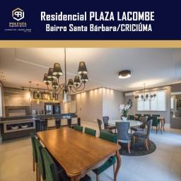 Apartamentos de 03 dormitórios na Santa Bárbara - Criciúma