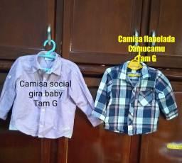 Vendo roupa infantil seminovos sou de Cianorte pr