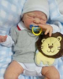 Bebê reborn lindo